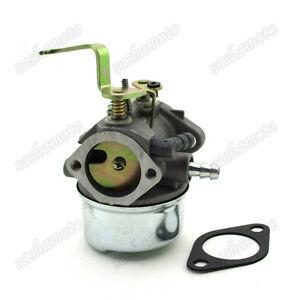 Carburetor For Tecumseh 640260A 640260 8Hp 10Hp Coleman Craftsman Generator Carb