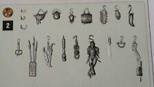 Warhammer - AoS - Beastclaw Raiders - Stonehorn /Thundertusk accessories bits
