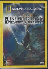 DVD - El Infierno Maya: El Verdero Fin Del Mundo NEW FAST SHIPPING!