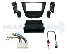 Radio Stereo Installation Dash Kit Combo 2DIN AMP Bluelink Interface K25