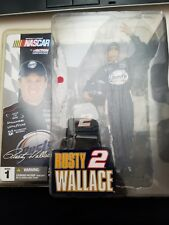 Nascar McFarlane Action Rusty Wallace  Figure Series 1