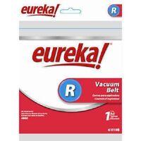 Eureka R Extended Life Vacuum Belt (1pk) Genuine Part # 61110C