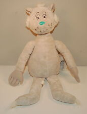"""15"""" Gray Cat If I Ran The Zoo Kohl's Kohls Plush Stuffed Animal Dr Seuss"""
