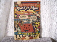 THE ADVENTURES OF KOOL-AID MAN COMIC BOOK ARCHIE COMICS 1988 NO. 5