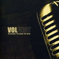 Volbeat - The Strength, The Sounds, The Songs [New CD]