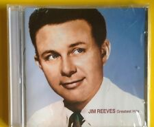 Jim Reeves Greatest Hits CD NEW SEALED Distant Drums/Welcome To My World+