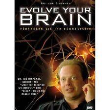 Evolve Your Brain DVD Dr Joe Dispenza New Sealed Original EU Release