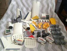 Playmobil spares plane parts big bundle mixed parts( will combine postage )