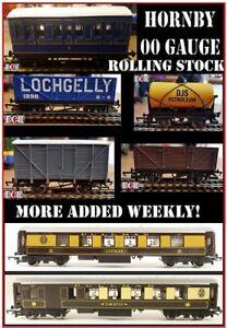 BRAND NEW HORNBY OO GAUGE ROLLING STOCK 1:76 00 SCALE RAILWAY TRAIN COACH TRUCK