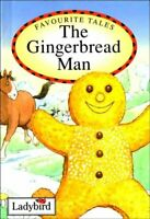The Gingerbread Man : Based on a Traditional Folk Tale By Audrey; Ladybird Book