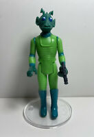 Star Wars Vintage Greedo 1978 Near Mint Kenner Action Figure