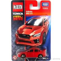 Takara Tomy Subaru WRX STI TCD23 Tomica 1:64 DIECAST Collection TOY CAR Red