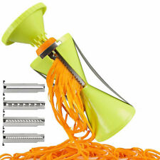 Home Spiral Slicer Vegetable Cutter Carrot Noodle Grater Veggie Spaghetti T