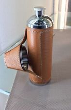 Samsonite Fiaschetta da Viaggio per Cognac 0,25 cl - Hip Flask - NEW -