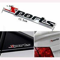 heiß chrome brief emblem metall auto - aufkleber - sport auto - aufkleber 3d