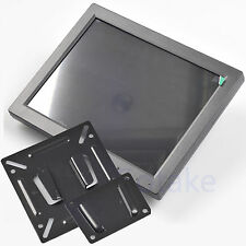 "10"" Inch LCD Monitor Screen Built-in Speaker Wall Mount Stand For DVR Computer"