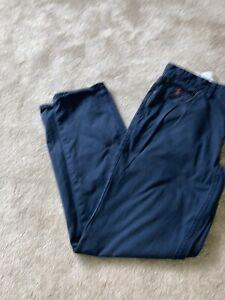 Mens Blue Ralph Lauren Jeans W36 L34