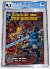 Darkseid vs Galactus: The Hunger #nn CGC 9.8 MCU vs Snyderverse?! John Byrne.