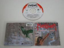 MANOWAR/BEST OF MANOWAR/THE HELL OF STEEL(ATLANTIC 7567-80579-2) CD ALBUM