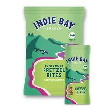 Indie Bay Snacks Sunflower Pretzel Bites Seeds 26g (Pack of 5)
