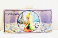"NEW Walt Disney World Tinker Bell Disney Castle 12""x6"" Metal License Plate"