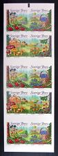SWEDEN 2004 Butterfly, Fungi and Fruit Booklet SB590 Cat £29 (£8.50 Each) NC149