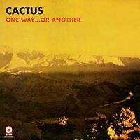 Cactus - One Way Or Another (Gatefold sleeve) [180 gm vinyl]