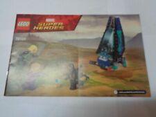 Jeux de construction LEGO captain america Marvel Super Heroes