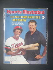 Sports Illustrated July 18, 1977 Rod Carew Ted Williams Twins Nicklaus Jul '77 C
