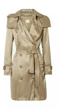 Burberry Trench Coat (The Kensington hooded ECONYL trench coat)