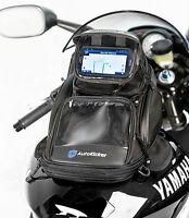 Autokicker Wanderlust Gps Travel Tank Bag For Motorcycles & Motorbikes