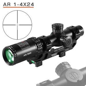 Bushnell 1-4x24 AR 223 BDC rifle scope