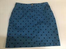 Brooks Brothers Girls Skirt 4 Blue