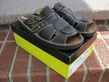 Women's Nicole Chloe Argos Sandals Size 8 Med Shoes ~ Lightly Worn!