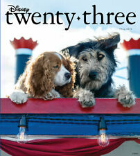 Disney D23 Gold Members Twenty-Three Fall 2019 Publication - Lady & The Tramp