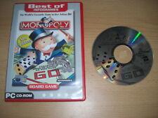 Monopolio PC CD ROM Bo-Envío rápido