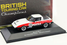 Win percy Mazda rx-7 #20 BTCC Champion 1980 1:43 Atlas