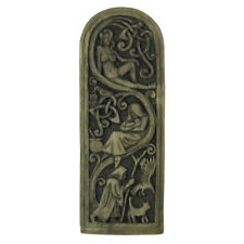Maid Mother Crone Maiden Mother Crone Wall Plaque ~ Stone Finish ~ Dryad Designs
