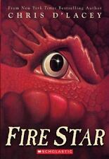 The Last Dragon Chronicles: Fire Star 3 by Chris d'Lacey.  NY Times Bestseller