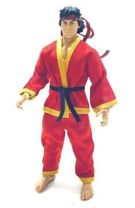 PB-KAT-RED: 1/12 Red Karate Gi uniform for Marvel Legends Shang-Chi (No figure)