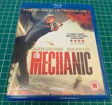 The Mechanic Blu Ray Disc