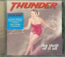 Thunder / Andy Taylor - The Thrill Of It All Cd Perfetto