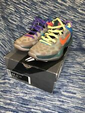 Nike Kobe Zoom VII 7 What The System Sneaker Size 9.5 Amazing Used Condition