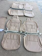 LEATHER SEAT COVERS FOR 2002-03 HONDA CRV ALL MODELS KATZKIN CARMEL #A204