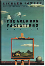 The Gold Bug Variations - Signed by Richard Powers - First Edition - Very Fine