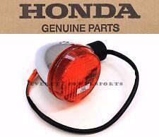 New Genuine Honda Turn Signal Front Left 04-19 VT750 VT 750 Shadow Aero  #O109