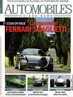 REVUE MAGAZINE AUTOMOBILES CLASSIQUES N°173 05/2008 FERRARI AMG BENTLEY GTZ ALFA