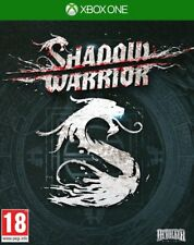 Shadow Warrior For XBOX One (New & Sealed)