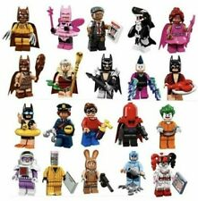 Lego Batman Movie Minifigures Complete Set Series 1