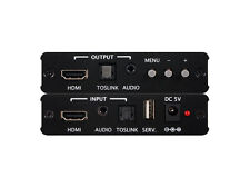True PAL to NTSC HDMI with Audio Digital Video Standards TV Converter and Scaler
